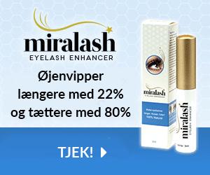 Miralash - øjenvipper